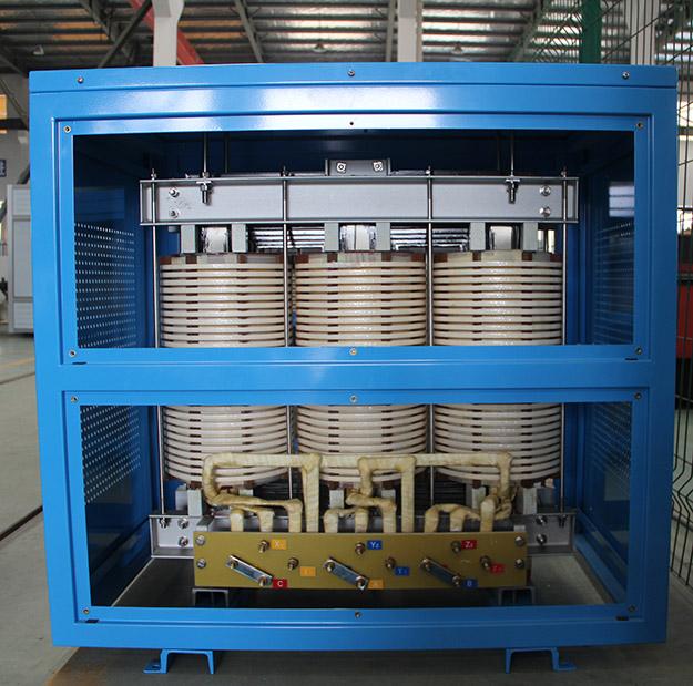 硅碳棒(玻璃浮法锡槽)炉变压设备